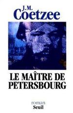 Couverture Le Maître de Petersbourg