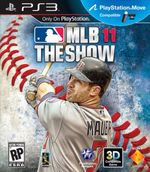 Jaquette MLB 11: The Show
