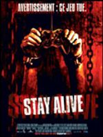 Affiche Stay Alive