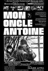Affiche Mon oncle Antoine