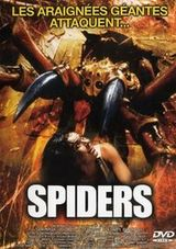 Affiche Spiders