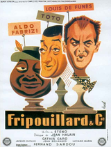 Affiche Fripouillard et Cie