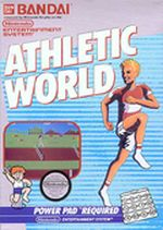 Jaquette Athletic World