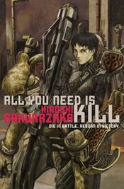 Couverture All You Need Is Kill