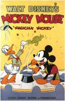 Affiche Mickey Magicien