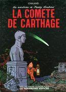 Couverture La Comète de Carthage - Les Aventures de Freddy Lombard, tome 3