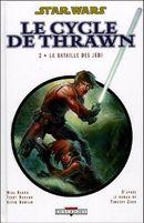 Couverture La Bataille des Jedi - Star Wars : Le Cycle de Thrawn, tome 3