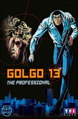 Affiche Golgo 13, the Professional