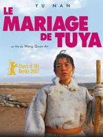 Affiche Le Mariage de Tuya