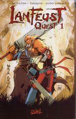 Couverture Lanfeust Quest
