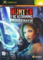 Jaquette Hunter : The Reckoning - Redeemer