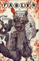 Couverture Le Royaume éternel - Fables, tome 13