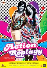 Affiche Action Replayy