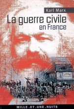 Couverture La guerre civile en France