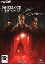 Jaquette Sherlock Holmes contre Jack L'Eventreur