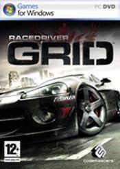Jaquette Race Driver: GRID