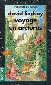 Couverture Voyage en Arcturus