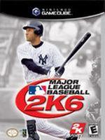 Jaquette Major League Baseball 2K6