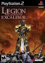 Jaquette Legion: The Legend of Excalibur