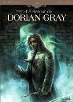 Couverture Le Sacre d'Invisible 1er - Le Retour de Dorian Gray, tome 1
