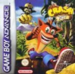 Jaquette Crash Bandicoot XS