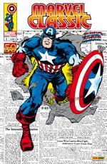 Couverture Captain America - Marvel Classic, tome 3