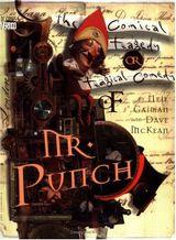 Couverture La comédie tragique ou la tragédie comique de Mister Punch