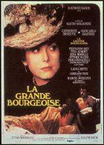 Affiche La grande bourgeoise