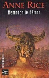 Couverture Memnoch le démon