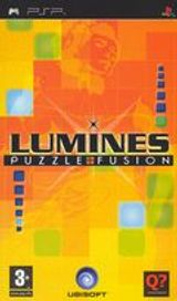 Jaquette Lumines