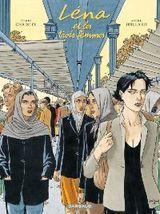 Couverture Léna et les trois femmes