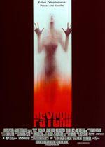 Affiche Psycho