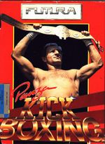 Jaquette Panza Kick Boxing