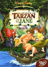 Affiche La Légende de Tarzan et Jane