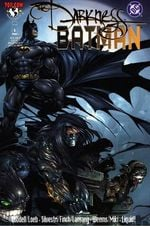 Couverture The Darkness/Batman