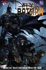 Couverture The Darkness/Batman