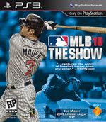 Jaquette MLB 10: The Show
