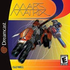 Jaquette Mars Matrix