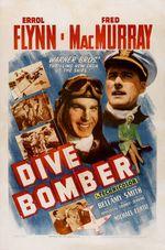 Affiche Dive Bomber