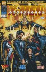 Couverture X-Men Révolution