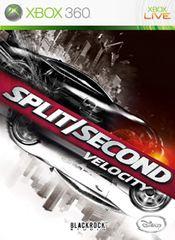 Jaquette Split/Second Velocity