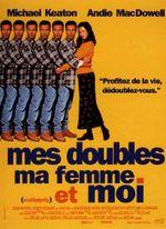 Affiche Mes Doubles, ma femme et moi