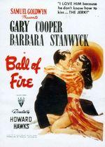 Affiche Boule de feu