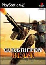 Jaquette GunGriffon Blaze