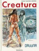 Couverture Creatura - Druuna, tome 3