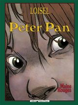 Couverture Mains Rouges - Peter Pan (Vents d'Ouest), tome 4
