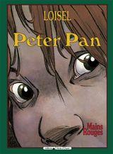Couverture Mains rouges - Peter Pan (Vents d'Ouest), tome 4