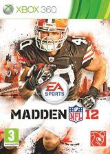 Jaquette Madden NFL 12