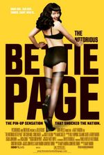 Affiche The Notorious Bettie Page