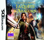 Jaquette Le Seigneur des Anneaux : La quête d'Aragorn